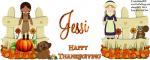 Jessi -Happy Thanksgiving
