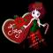 Christmas FriendShip Tag