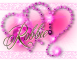Pink Friendship hearts