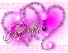 Friendship hearts pinkish