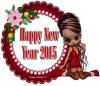 HAPPY NEW YEAR 2015~!