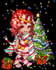 Christmas Candy Girl