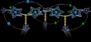 starry divider