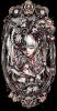 Victorian Gothic Sad Doll