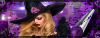 FB Witchy Witch Goth Halloween