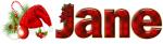Cristmas name - Jane