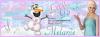 Melanie -Let it snow...fb cover