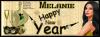 Melanie -Happy New Year fb cover