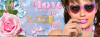 I love to Love U FB cover