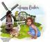 Happy Easter Little Girl - Jane