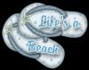 Flip Flops - Life's a Beach