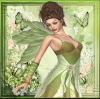 Girls & Butterflies FB Profile Pic