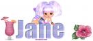 Cute girl - Jane