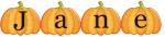 Pumpkins - Jane