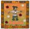 Autumn Scarecrow - Mel