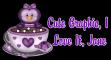 Purple Penguin - Jane