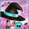 Cute Lil Witch - Letter R - Profile Pic
