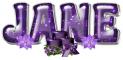 Purple...Jane