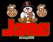 Cute snowman - Jane