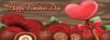 Valentine's Candy & Roses