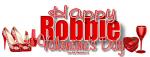 Happy Valentine's Day - Robbie