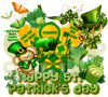 St. Patrick's Day ~ Kiss Me