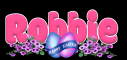 Happy Easter - Robbie