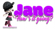 Greetings - Jane
