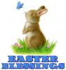 EASTER BLESSINGS 🐇