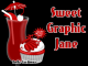 Sweet graphic - Jane