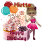 Happy Birthday ~ Mietta