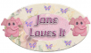 Piggies - Jane
