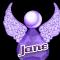 Purple Angel Avatar - Jane