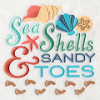 Avatar - Seashells Sandy toes