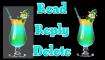 Read, Reply, Delete -Drinks