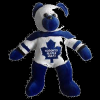 Toronto Maple Leafs Bear