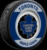 Toronto Maple Leafs Hockey Puck