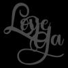 Word Art - Love Ya