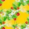 Strawberries & Flowers