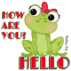 Hello how are You?