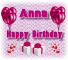 Happy Birthday - Anna