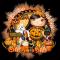 Pumpkin Cutie - Kim