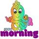 good morning (octopus)