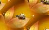 Fall Snail