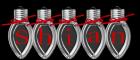 Christmas Bulbs - Shian