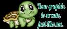 Adorable Turtle