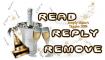 Read Reply Remove (HNY)