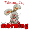 Valentine's Day.. good morning