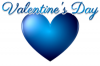 Valentine's Day (Blue)
