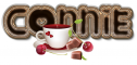 CHERRY COFFEE CONNIE TEXT